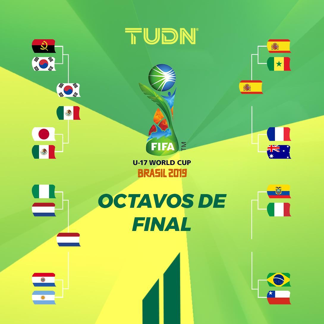 Cuándo juega México los Cuartos de Final del Mundial Sub-17 ...