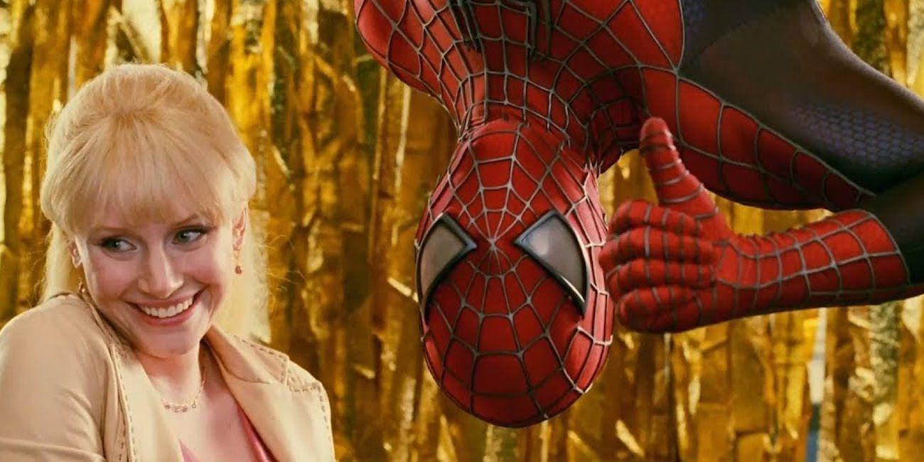 spiderman Bryce Dallas Howard como Gwen Stacy