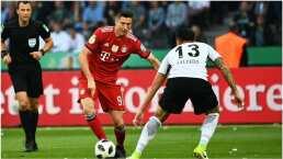 ¡Troleo legendario! Tigres recuerda a Bayern cuando Salcedo les ganó la copa alemana con Frankfurt