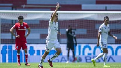 Atlas se impone sorpresivamente a los diablos de Toluca con tres goles por dos en esta jornada a puerta cerrada por el coronavirus, en la Liga MX.