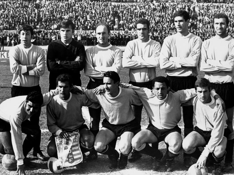 Uruguay Montevideo Uruguayan National Soccer Team