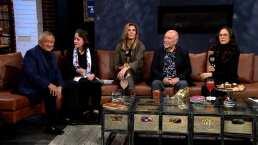 ¡Noche de comediantes! 'Montse y Joe' se divierten con Sergio Corona y Jorge Falcón
