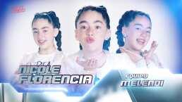 Nicole Florencia canta 'Can't Help Falling In Love' en la semifinal de La Voz Kids