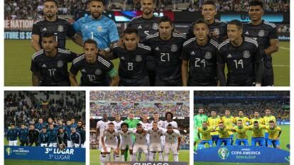 En lo últimos años, el apoyo a la selección mexicana se ha manifestado en las principales redes sociales.