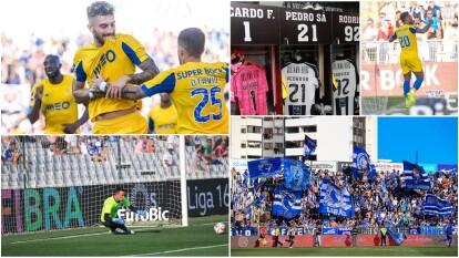 Victoria de último minuto del Porto.