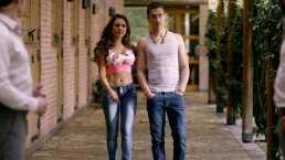 Sin Senos Sí Hay Paraíso: Daniela y Hernán Darío salen de paseo y ella trata de seducirlo
