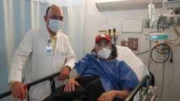 Cepillín pasó más de cinco horas en quirófano; tuvieron que separarle las vértebras