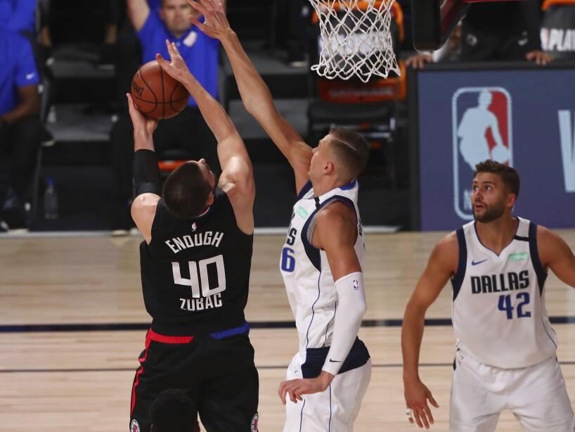 Mavericks Clippers