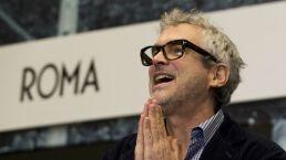Alfonso Cuarón asiste a evento para apoyar a los jóvenes en sus estudios