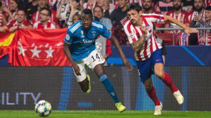 El Atlético de Mdrid logró rescatar un punto luego sde ir abajo en el marcador. El Mexicano Hector Herrera marcó el gol del empate al minuto 90.