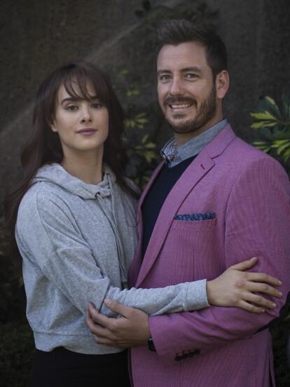 Gala Montes y Juan Diego Covarrubias arrancaron oficialmente las grabaciones de la nueva telenovela de Pedro Ortíz de Pinedo.