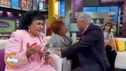 Talina Fernández nos cuenta la historia Soraya, quien fuera cantante