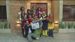 Una familia de diez está de regreso en la televisión