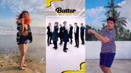 BTS conquista TikTok con su reto #SmoothLikeButter y pone al fandom a bailar con su genial estilo