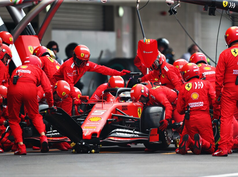 Lewis Hamilton se lleva el Gran Premio de México de la Formula 1