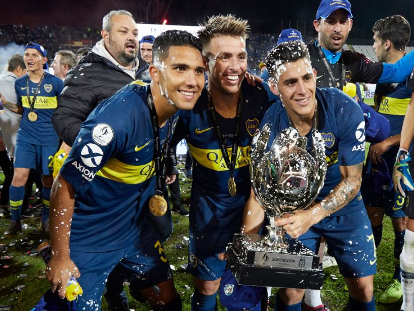 Boca Juniors v Rosario Central - Supercopa Argentina