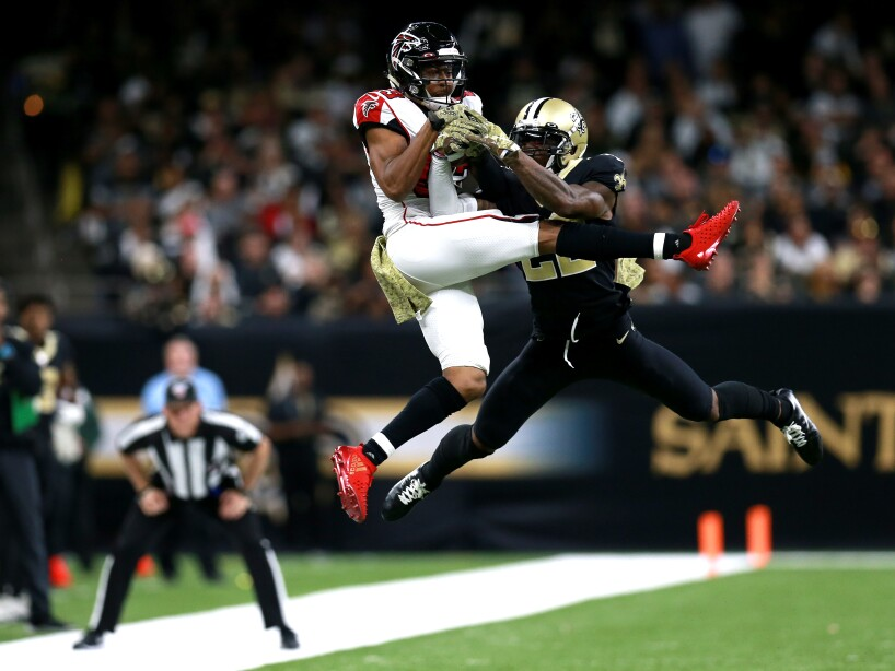 Atlanta Falcons v New Orleans Saints