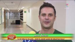 "¡Mark Tacher será el ""Pepe Grillo"" de Sebastián Rulli!"