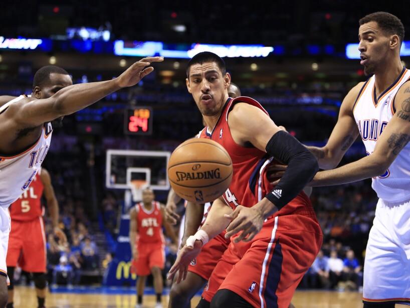 Cuatro mexicanos que consiguieron jugar en la mejor liga de basquetbol.