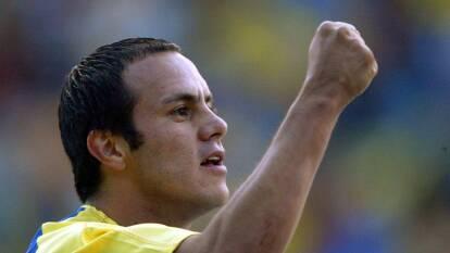 Cuauhtémoc Blanco es el máximo goleador, además de ídolo del América, en la historia de los tornes cortos. Te dejamos el Top 10 de los máximos romperredes de 'las Águilas'.