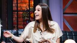 Tania Rincón comenzó su carrera como payasita y lo recuerda con mucho cariño