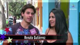 ¡Renato Gutiérrez siente celos de su mejor amigo por andar con su hermana!
