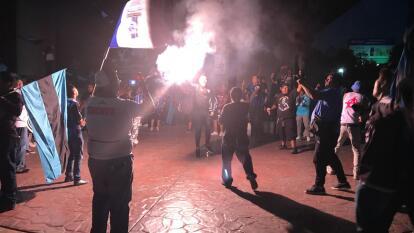 Cae la noche y el Estadio Corregidora se prepara para albergar la vuelta de los cuartos de final entre Querétaro y Necaxa.