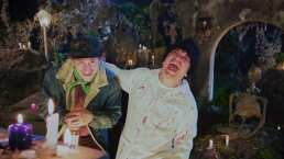 C6: El limosnero, El médium y El necio Macabrón