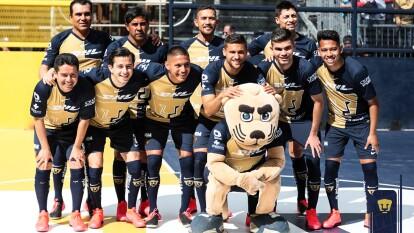 Los Pumas de la UNAM presentan su uniforme alternativo para el Clausura 2020.