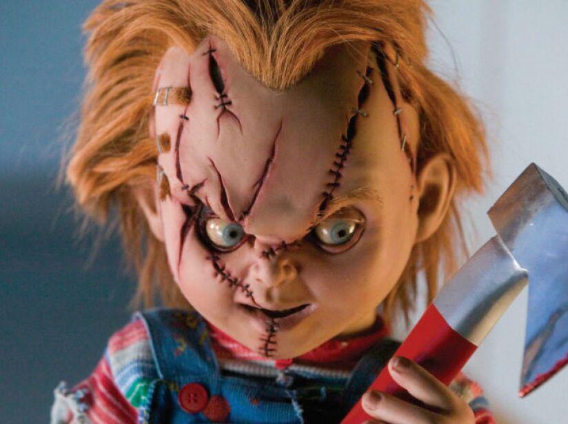 Chucky es el muñeco más famoso e infame del cine, con seis secuelas es sin duda una estrella.