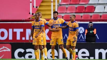 Tigres goleó en el arranque del Guard1anes 2020 de la Liga BBVA MX | Necaxa cayó en casa 0-3 ante los pupilos del 'Tuca' Ferreti en el primer partido del máximo circuito del futbol mexicano.