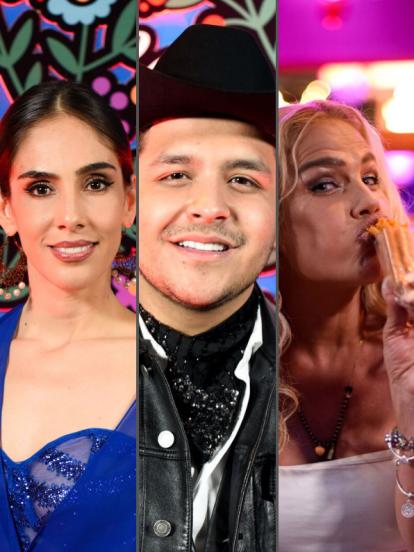 Las estrellas se dieron cita en la noche mexicana que preparó Televisa para celebrar el orgullo de 'Un Solo México'.
