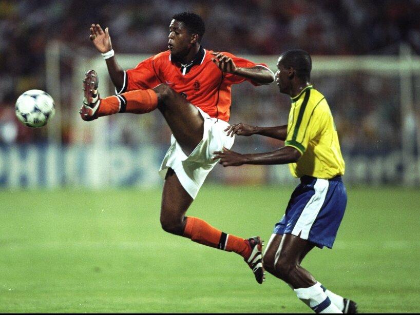 Patrick Kluivert, mundial Francia 1998