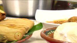Cocina: Guiñadooxhuba (Molito de maíz)