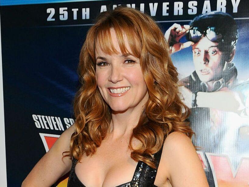 6. Lea Thompson: La actriz de Volver al Futuro participó en el episodio Birthright.