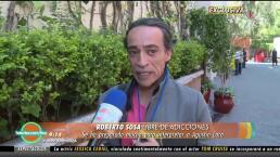 ¡Roberto Sosa liberado de adicciones!
