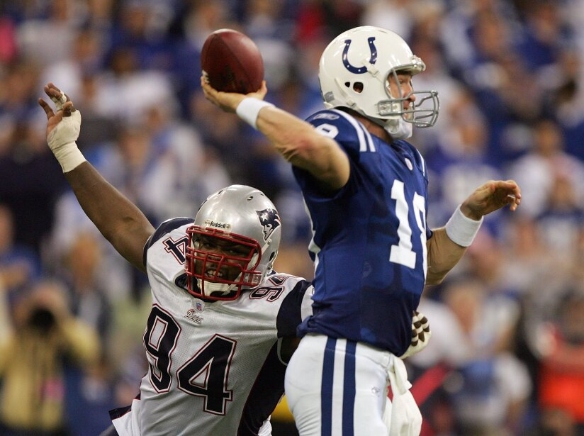 AFC Championship - New England Patriots v Indianapolis Colts