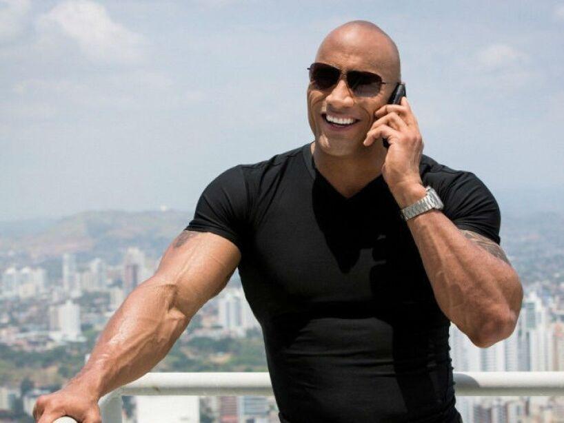 Como La Roca o como Dwayne Johnson, lo que quiero es que se me reconozca por ser buen actor.