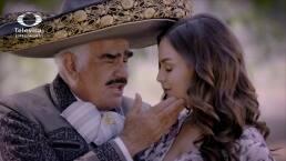 Vicente Fernández se pone romántico con 'Poquita fe'