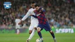 Barcelona y Real Madrid se alistan para un clásico atípico