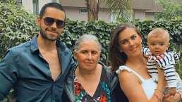 Eleazar Gómez reaparece en redes sociales junto a su madre y su hermana Zoraida y se hace viral