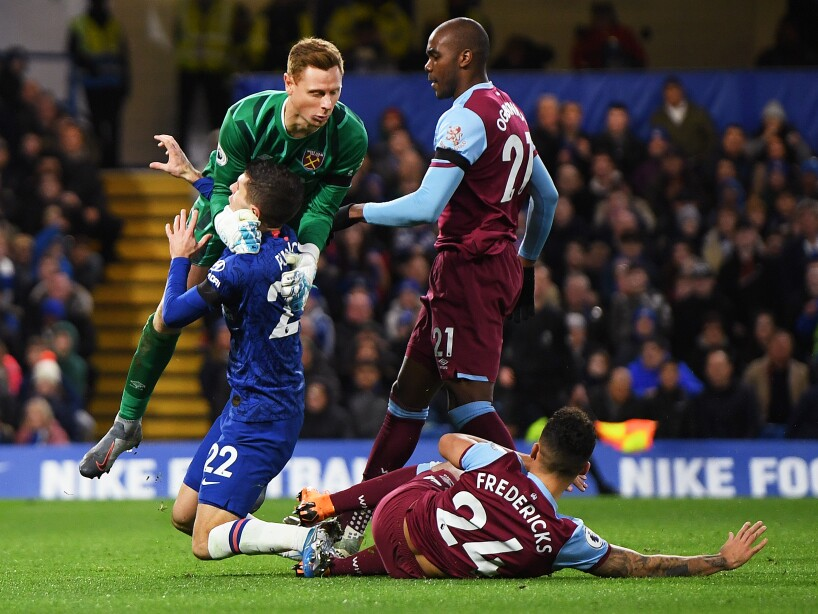 Chelsea FC v West Ham United - Premier League