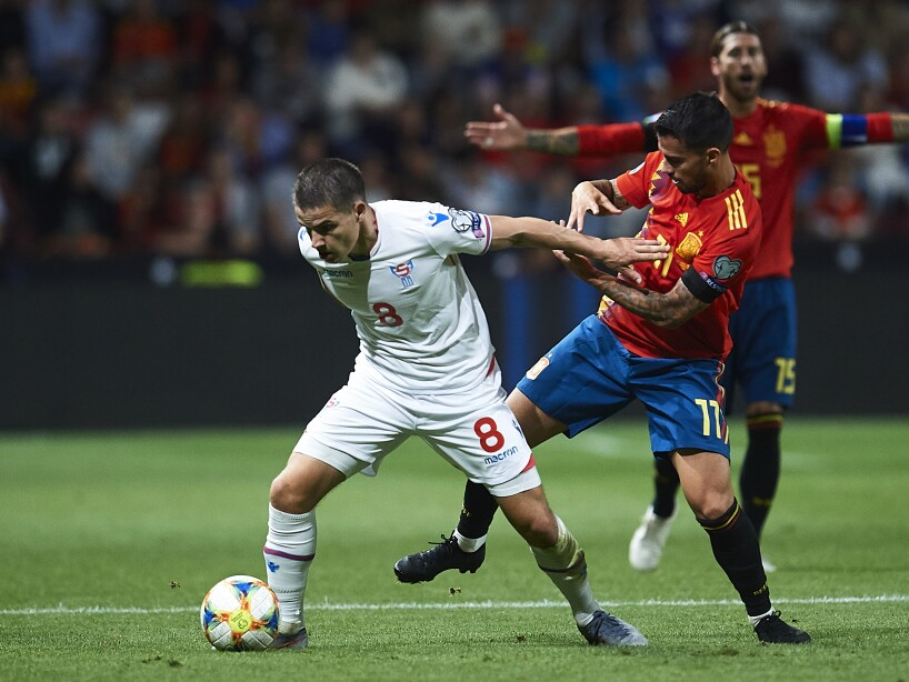 Spain v Faroe Islands - UEFA Euro 2020 Qualifier
