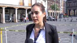 """""""Voy a hacer justicia a quien tenga que pagarla"""": dice Jackie Sauza sobre su personaje en 'Sin miedo a la verdad'"""