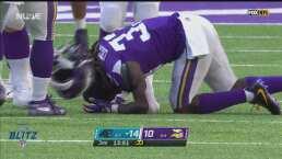 ¡Mal y de malas! Lesión de Dalvin Cook en TD de Panthers