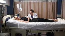 Detrás de 'Médicos': ¿Cómo se grabó la escena de deshidratación de 'Cecilia'?