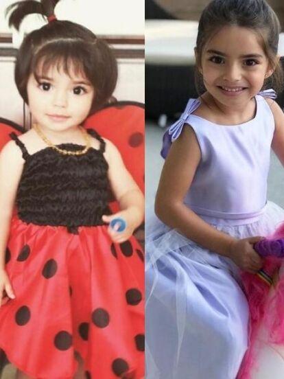 Aitana Derbez está celebrando su cumpleaños número seis y desde que llegó a este mundo, la hija más pequeña de Eugenio Derbez se convirtió en toda una celebridad. Mira cómo cambió de una tierna bebé en redes sociales a la estrella de la familia en videos de YouTube.