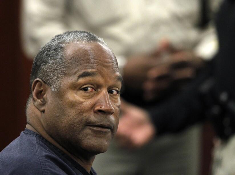 O.J. Simpson Seeks Retrial In Las Vegas Court - Day 4