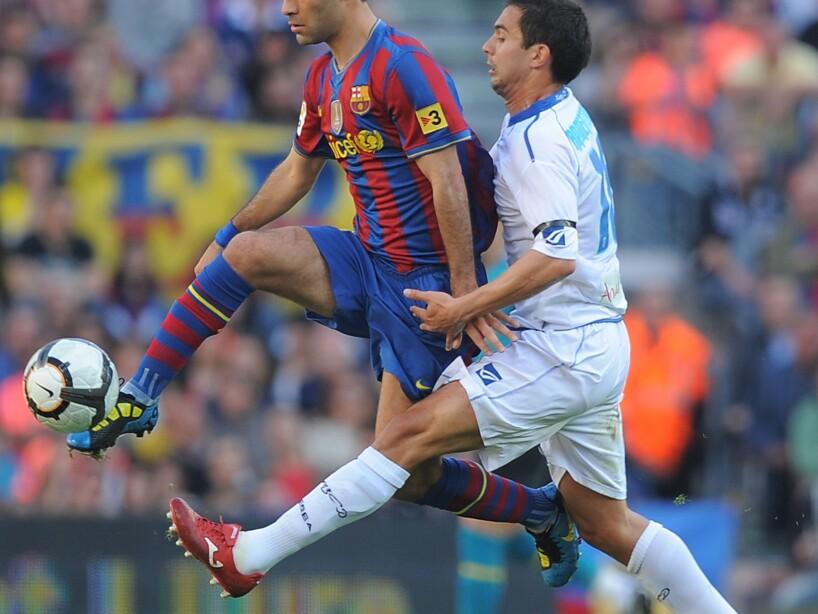 Barcelona v Xerez CD - La Liga