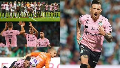 Santos golea en casa 4-1 al Tijuana y se lleva los tres puntos.